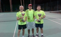 Tenis dobles, XI Fiesta Raqueta 2015_1