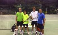 Tenis dobles, XI Fiesta Raqueta 2015_5